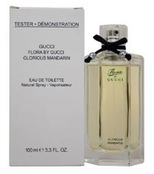 Gucci Flora by Gucci Glorious Mandarin, Toaletní voda - Tester, 100ml, Dámska vôňa, + AKCE: dárek zdarma
