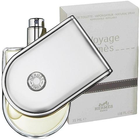 Hermes Voyage d´Hermes, Toaletní voda, 35ml, Unisex vôňa, + AKCE: dárek zdarma