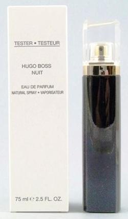 Hugo Boss Nuit Pour Femme, Parfémovaná voda - Tester, 75ml, Dámska vôňa, + AKCE: dárek zdarma