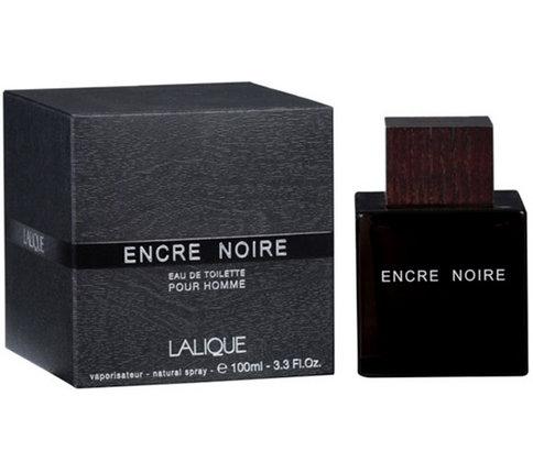 Lalique Encre Noire pour Homme, Toaletní voda, 100ml, Pánska vôňa, + AKCE: dárek zdarma