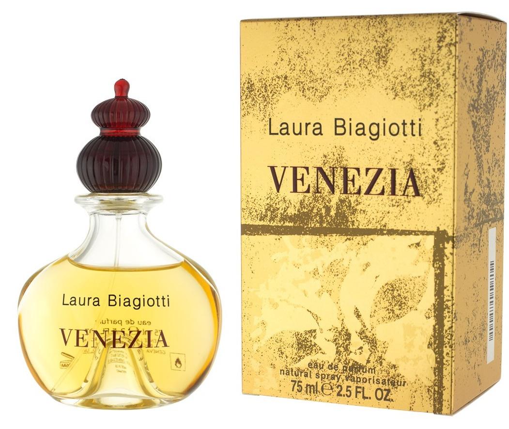 Laura Biagiotti Venezia, Parfémovaná voda, 75ml, Dámska vôňa, + AKCE: dárek zdarma