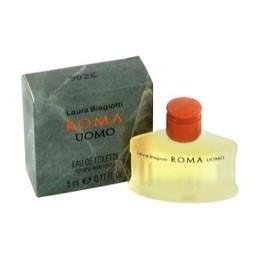 Laura Biagiotti Roma Uomo, Toaletní voda, 5ml, Pánska vôňa, + AKCE: dárek zdarma