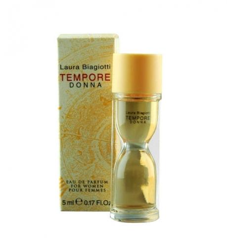 Laura Biagiotti Tempore Donna, Parfémovaná voda, 5ml, Dámska vôňa, + AKCE: dárek zdarma