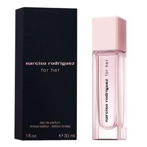 Narciso Rodriguez Narciso Rodriguez for Her, Parfémovaná voda, 30ml, Dámska vôňa, + AKCE: dárek zdarma