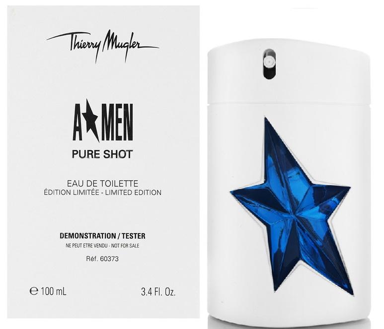 Thierry Mugler A*Men Pure Shot, Toaletní voda - Tester, 100ml, Pánska vôňa, + AKCE: dárek zdarma