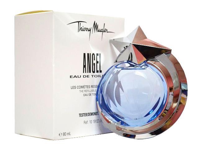 Thierry Mugler Angel, Toaletní voda - Tester, 80ml, Dámska vôňa, + AKCE: dárek zdarma