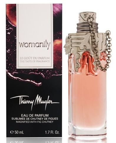 Thierry Mugler Womanity Le Goút Du Parfum, Parfémovaná voda, 50ml, Dámska vůně, + AKCE: dárek zdarma