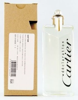 Cartier Déclaration, Toaletní voda - Tester, 100ml, Pánska vôňa, + AKCE: dárek zdarma