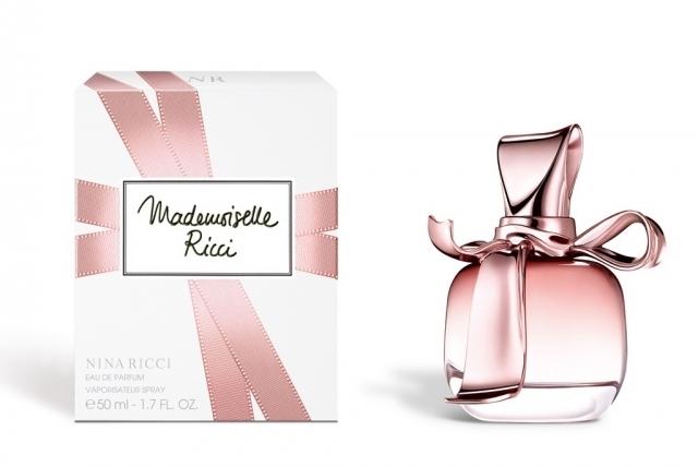 Nina Ricci Mademoiselle Ricci, Parfémovaná voda, 50ml, Dámska vôňa, + AKCE: dárek zdarma