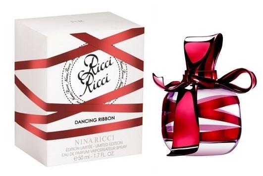 Nina Ricci Dancing Ribbon, Parfémovaná voda, 50ml, Dámska vôňa, + AKCE: dárek zdarma