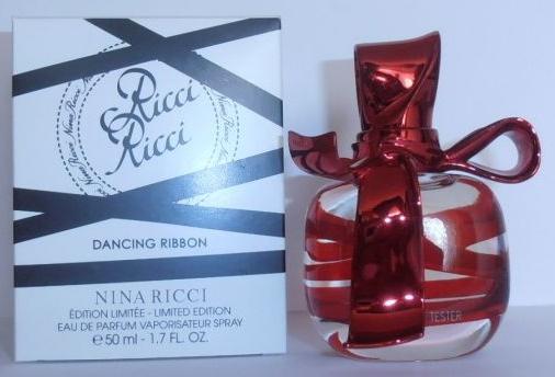 Nina Ricci Ricci Dancing Ribbon, Parfémovaná voda - Tester, 50ml, Dámska vôňa, + AKCE: dárek zdarma