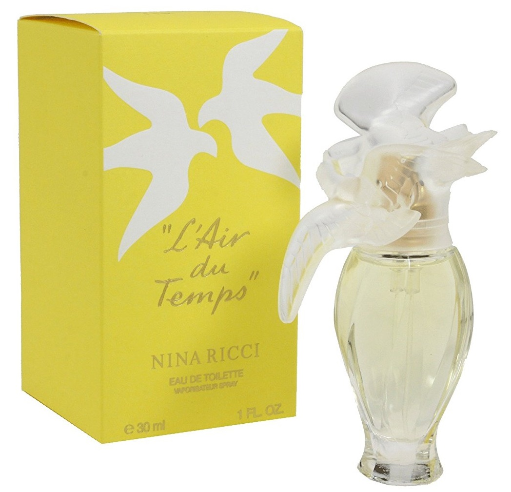 Nina Ricci L´Air Du Temps, Toaletní voda, 30ml, Dámska vôňa, + AKCE: dárek zdarma