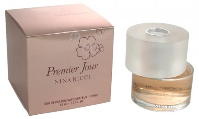 Nina Ricci Premier Jour, Parfémovaná voda, 50ml, Dámska vôňa, + AKCE: dárek zdarma