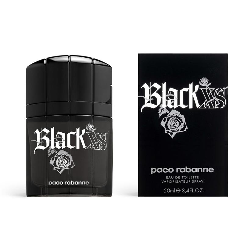 Paco Rabanne Black XS, Toaletní voda, 50ml, Pánska vôňa, + AKCE: dárek zdarma
