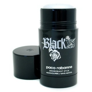 Paco Rabanne Black XS, Deostick, 75ml, Pánska vôňa, + AKCE: dárek zdarma