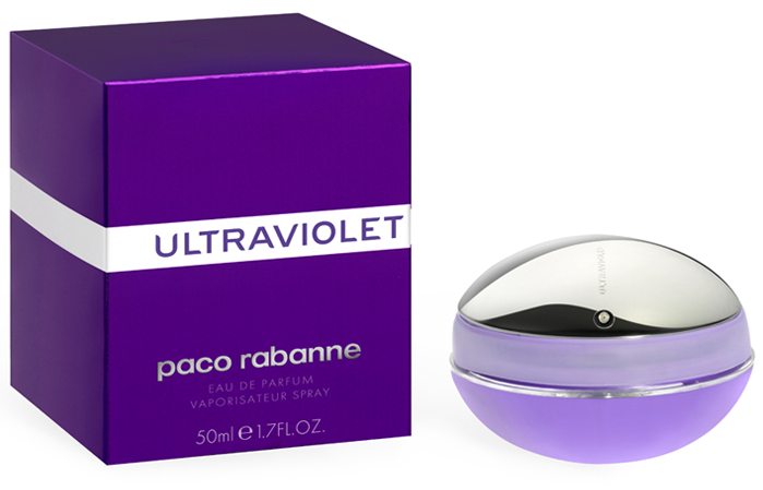 Paco Rabanne Ultraviolet, Parfémovaná voda, 50ml, Dámska vôňa, + AKCE: dárek zdarma