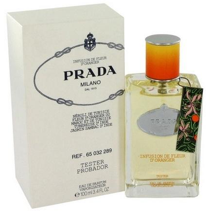 Prada Infusion De Fleur D´Oranger, Parfémovaná voda - Tester, 100ml, Dámska vôňa, + AKCE: dárek zdarma