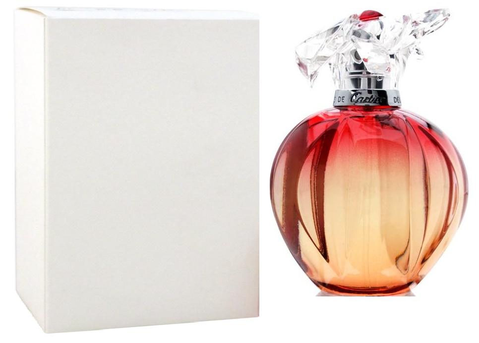 Cartier Delices Eau Fruitee, Toaletní voda - Tester, 100ml, Dámska vôňa, + AKCE: dárek zdarma