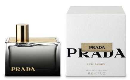 Prada L´Eau Ambrée, Parfémovaná voda, 80ml, Dámska vôňa, + AKCE: dárek zdarma