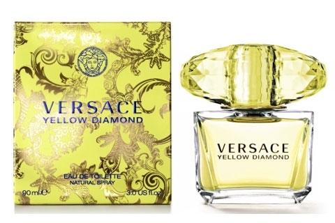 Versace Yellow Diamond, Toaletní voda, 90ml, Dámska vôňa, + AKCE: dárek zdarma