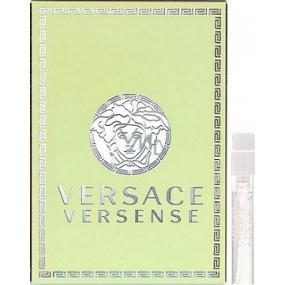 Versace Versense, Toaletní voda, 1ml, Dámska vôňa, + AKCE: dárek zdarma