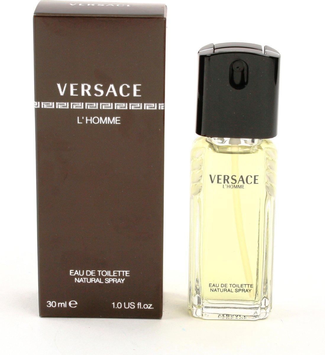 Versace L´Homme, Toaletní voda, 30ml, Pánska vôňa, + AKCE: dárek zdarma