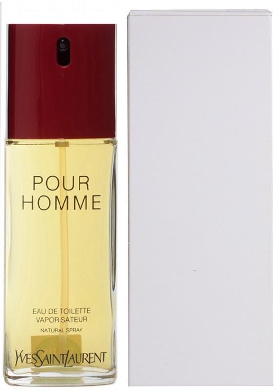 Yves Saint Laurent Yves Saint Laurent pour Homme, Toaletní voda - Tester, 100ml, Pánska vôňa, + AKCE: dárek zdarma