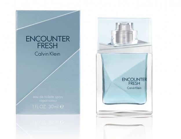 Calvin Klein Encounter Fresh, Toaletní voda, 30ml, Pánska vôňa, + AKCE: dárek zdarma
