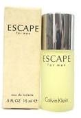Calvin Klein Escape for Men, Toaletní voda, 15ml, Pánska vôňa, + AKCE: dárek zdarma