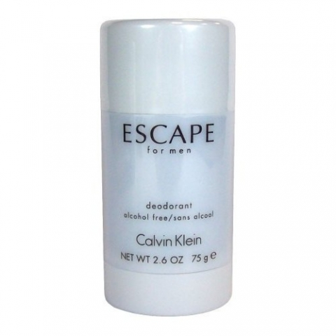Calvin Klein Escape for Men, Deostick, 75g, Pánska vôňa, + AKCE: dárek zdarma
