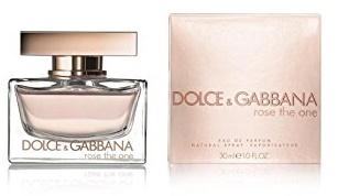 Dolce & Gabbana Rose The One, Parfémovaná voda, 30ml, Dámska vůně, + AKCE: dárek zdarma