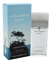 Dolce & Gabbana Light Blue Dreaming in Portofino, Toaletní voda, 25ml, Dámska vôňa, + AKCE: dárek zdarma