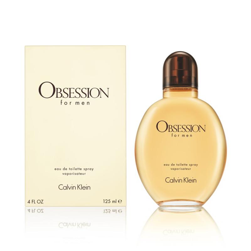 Calvin Klein Obsession for Men, Toaletní voda, 125ml, Pánska vôňa, + AKCE: dárek zdarma