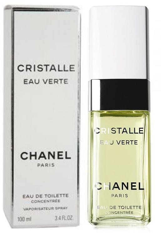 Chanel Cristalle Eau Verte, Toaletní voda, 100ml, Dámska vôňa, + AKCE: dárek zdarma
