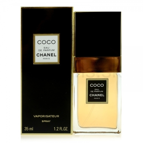 Chanel Coco, Parfémovaná voda, 35ml, Dámska vôňa, + AKCE: dárek zdarma