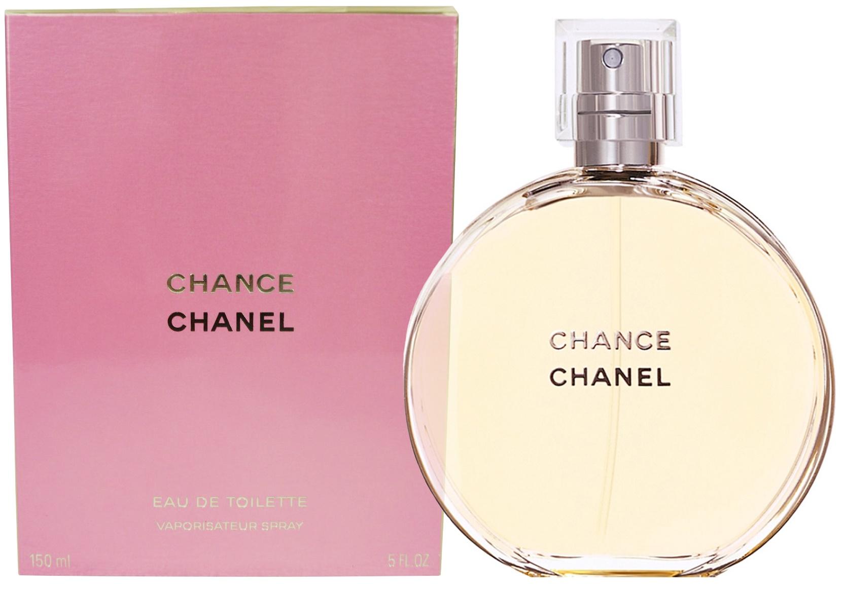 Chanel Chance, Toaletní voda, 150ml, Dámska vôňa, + AKCE: dárek zdarma