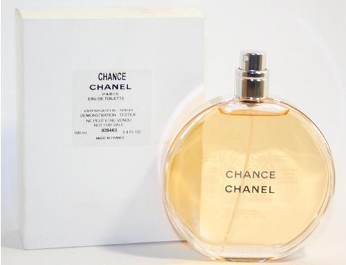 Chanel Chance, Toaletní voda - Tester, 100ml, Dámska vôňa, + AKCE: dárek zdarma
