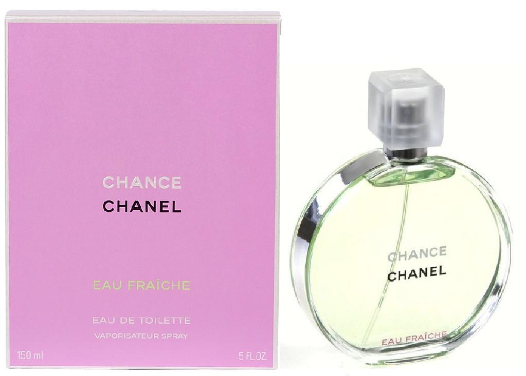 Chanel Chance Eau Fraiche, Toaletní voda, 150ml, Dámska vůně, + AKCE: dárek zdarma