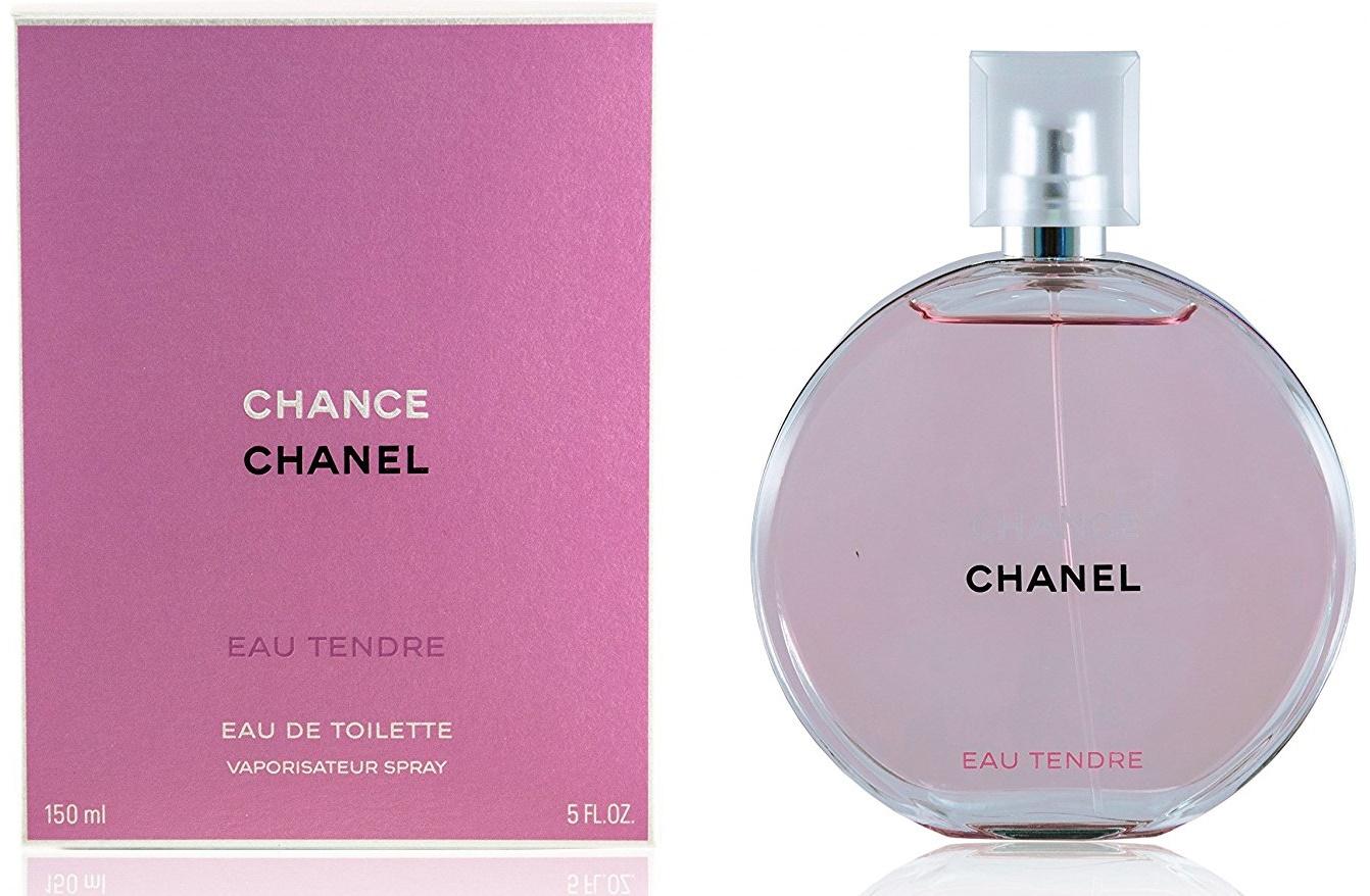 Chanel Chance Eau Tendre, Toaletní voda, 150ml, Dámska vůně, + AKCE: dárek zdarma