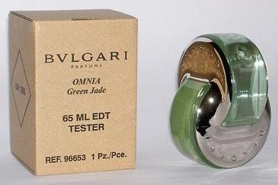 Bvlgari Omnia Green Jade, Toaletní voda - Tester, 65ml, Dámska vôňa, + AKCE: dárek zdarma