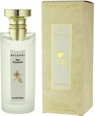 Bvlgari Eau Parfumée au The Blanc, Kolínská voda, 40ml, Unisex vôňa, + AKCE: dárek zdarma