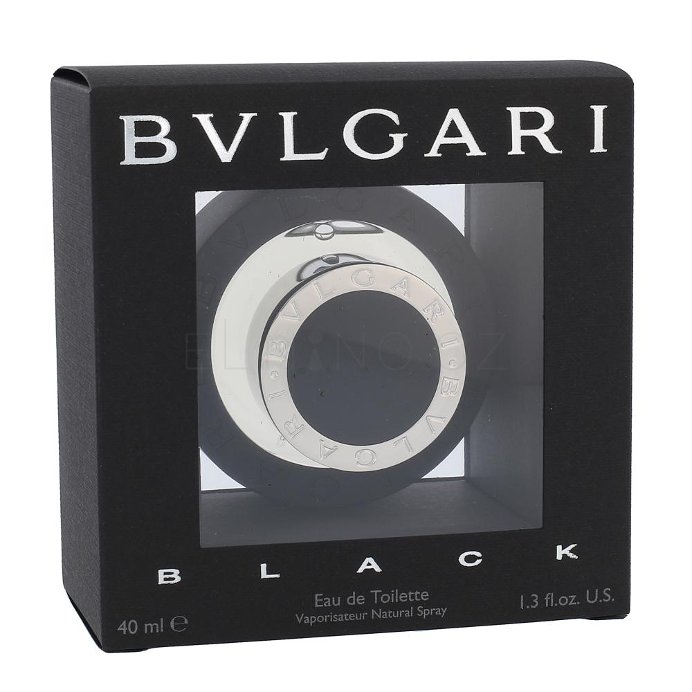 Bvlgari Bvlgari Black, Toaletní voda, 40ml, Unisex vôňa, + AKCE: dárek zdarma