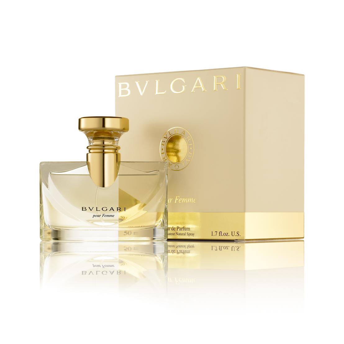 Bvlgari Bvlgari pour Femme, Parfémovaná voda, 50ml, Dámska vôňa, + AKCE: dárek zdarma
