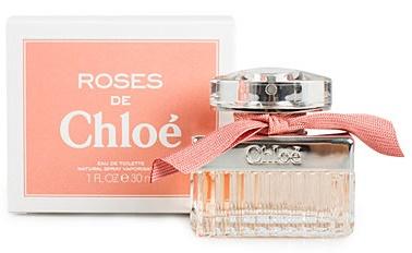 Chloe Roses de Chloé, Toaletní voda, 30ml, Dámska vůně, + AKCE: dárek zdarma