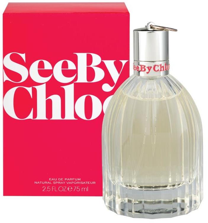 Chloe See by Chloe, Parfémovaná voda, 75ml, Dámska vôňa, + AKCE: dárek zdarma