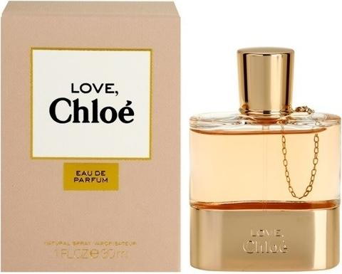 Chloe Chloé Love, Parfémovaná voda, 30ml, Dámska vôňa, + AKCE: dárek zdarma