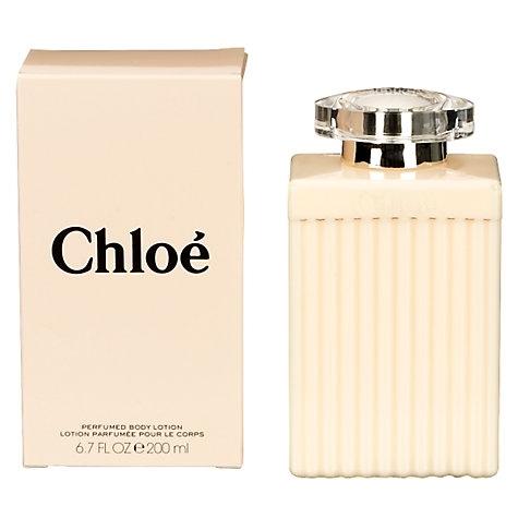 Chloe Chloé, Tělové mléko, 200ml, Dámska vôňa, + AKCE: dárek zdarma