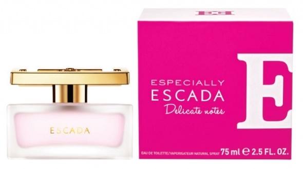 Escada Especially Delicate Notes, Toaletní voda, 75ml, Dámska vůně, + AKCE: dárek zdarma