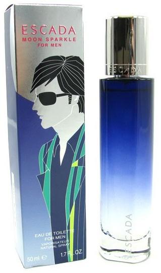 Escada Moon Sparkle for Man, Toaletní voda, 50ml, Pánska vôňa, + AKCE: dárek zdarma