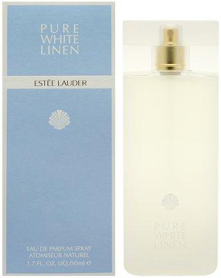 Estee Lauder Pure White Linen, Parfémovaná voda, 50ml, Dámska vůně, + AKCE: dárek zdarma